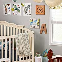 Color Ideas for Nurseries