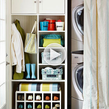 Multi-Purpose Laundry Room Tips