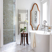 Find the Right Bathroom Flooring