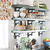 Layered Shelving