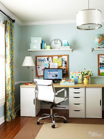 Storage & Style-Packed Home Offices