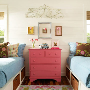 Browse Ideas for Girl's Rooms