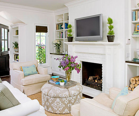 Solutions for Small Spaces - Small-Space Decorating