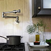 Vertical-Tile Backsplash