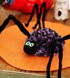 Silly Spider Craft