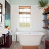 Bathtub Takes Center Stage
