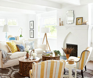 Petite Cottage with Big Style