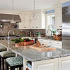 Chef-Friendly Work Surfaces