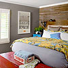 Plank Headboard