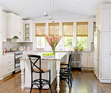 Cottage Kitchens We Love