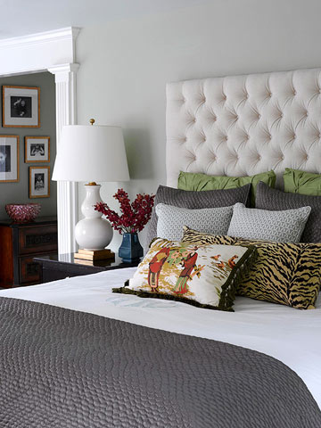 Beautiful Upholstered Headboards