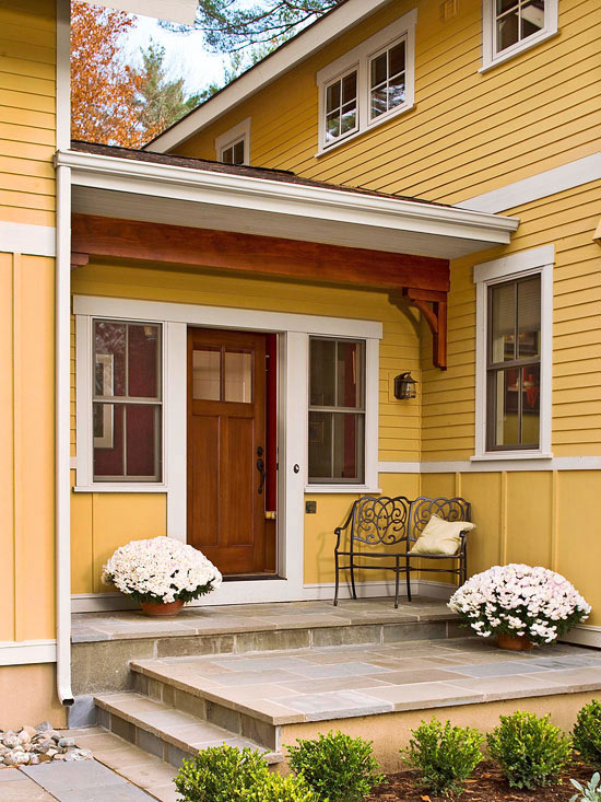 Curb Appeal in a Month