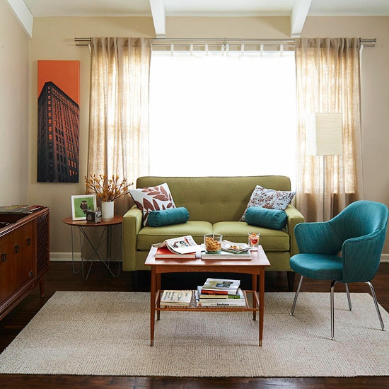Small-Space Sofas