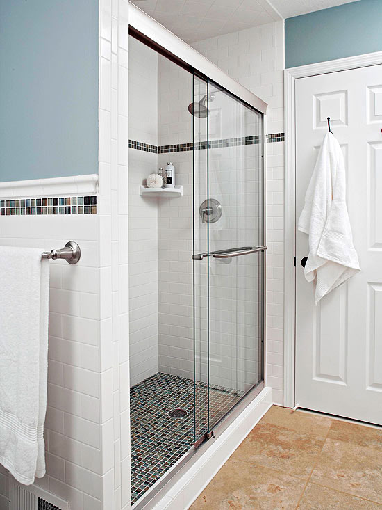 Small Bathroom Showers - Bathroom shower