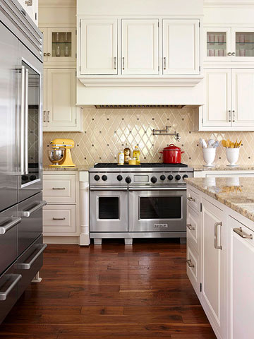 Guide to Wood Kitchen Flooring