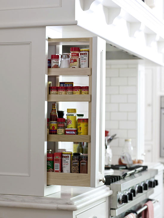 Cut Clutter in Your Kitchen