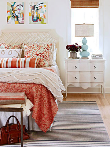 Color Schemes for Bedrooms