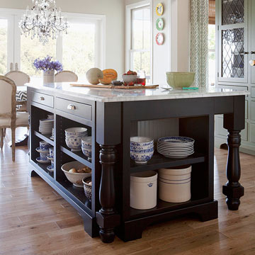 Fresh Ideas for Kitchen Storage