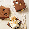 White Chocolate & Jam S'mores