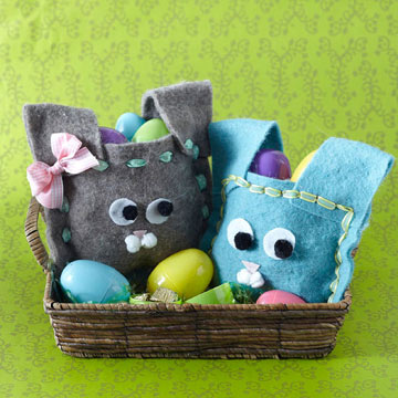Oh-So-Adorable Easter Baskets