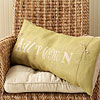 Textured Autumn Pillow