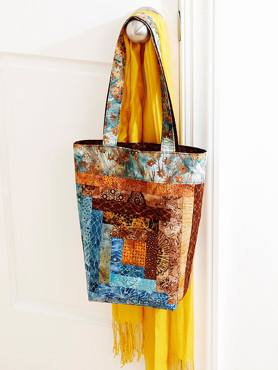 Easy-to-Sew Bags for Every Occasion