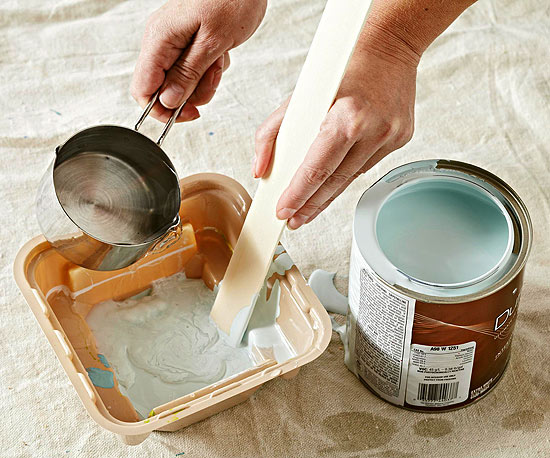 Step 4. How to Paint Distressed Wood Furniture