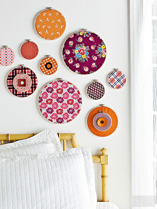 Make Crafts with Paper, Paint, and Fabric