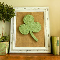 Inspired St. Pat's Day Decor