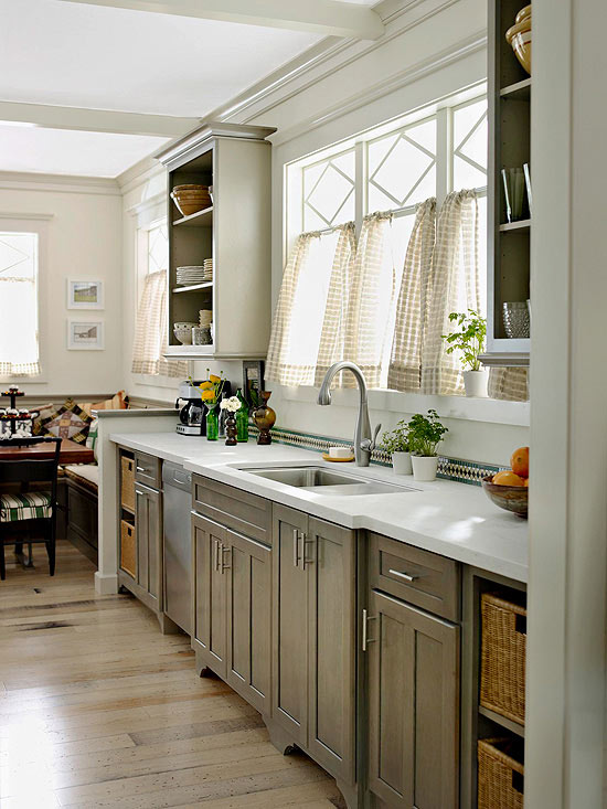 Grey Painted Kitchen Cabinets gray kitchen cabinets