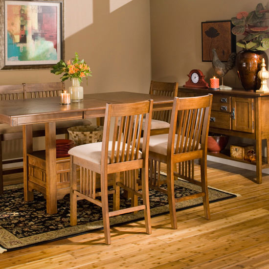 Country Charm. Dining Rooms from Raymour   Flanigan
