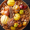 Centerpiece Basket with Fall Elements