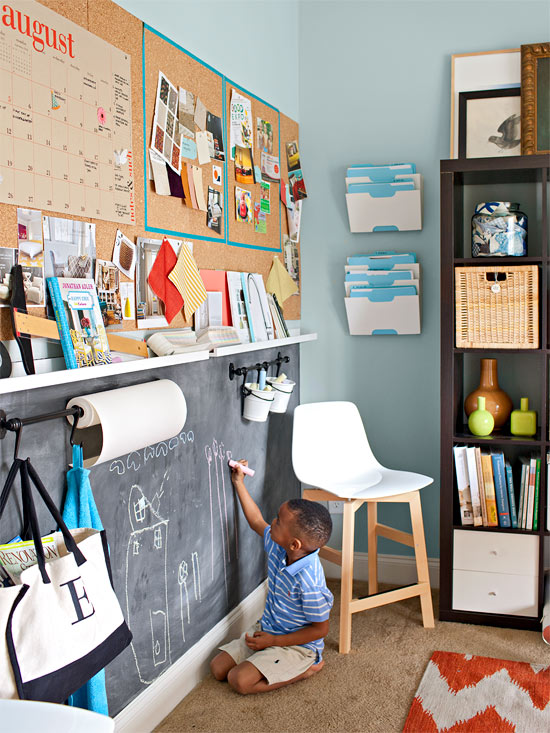 Easy One Wall Makeover Ideas