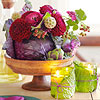 Cabbage-Filled Centerpiece