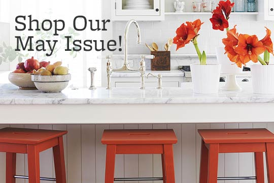 Shop the May Issue!