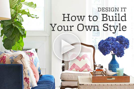 Build Your Own Style