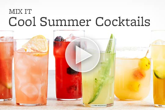 Cool Summer Cocktails