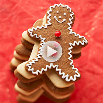 Delectable Gingerbread Cookies