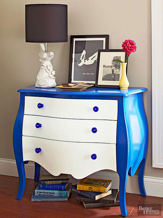 Furniture Project: Double Color