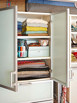 Employ Stylish And Matching Storage Pieces To Create A Closet System That  Stows Apparel And The Tools Needed To Keep Clothes Looking Their Best.