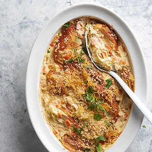 Chicken and Brown Rice Casserole
