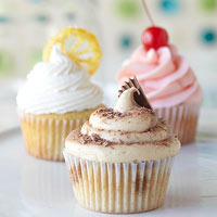 Convert a Cake Recipe to Cupcakes