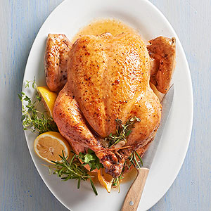 How to cook a whole chicken now that you know how to cook chicken experiment with different flavor combinations we stuffed this chicken with lemon wedges and a mixture of herbs to ccuart Gallery