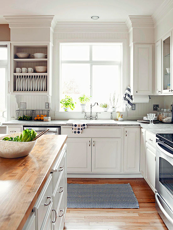 City Farmhouse Farmhouse Kitchen Inspiration