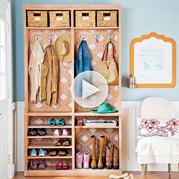 Make this Entry Organizer!