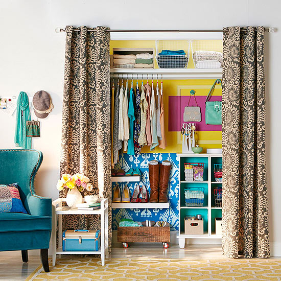 Storage Ideas For Closets closet shelving