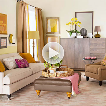 See How It's Done: Budget Decor