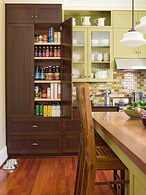 Kitchen Pantry Design Ideas ? Better Homes and Gardens