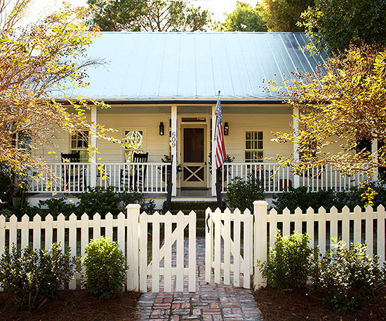 Cottage style home ideas for Farmhouse cottage style