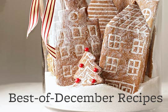 Best-of-December Recipes